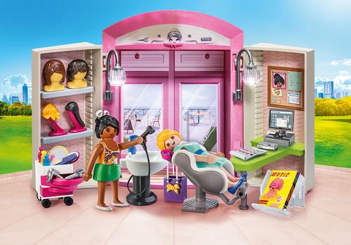 Playmobil Beauty Salon Play Box