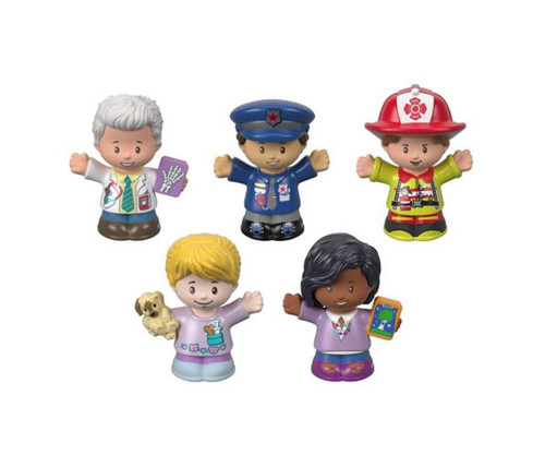 Fisher Price Little People Career Set