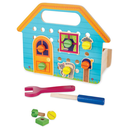 Builder Box Tool kit House