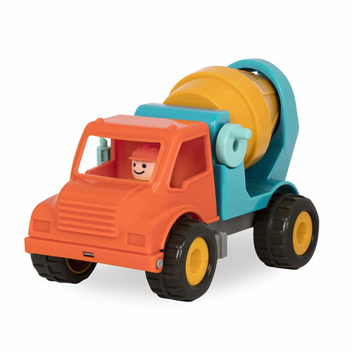 Battat Cement Mixer Truck
