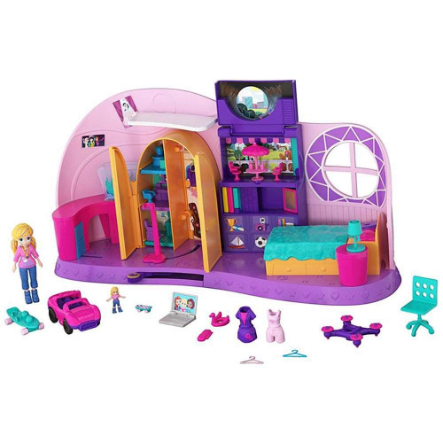 Polly Pocket Kids Room Playset