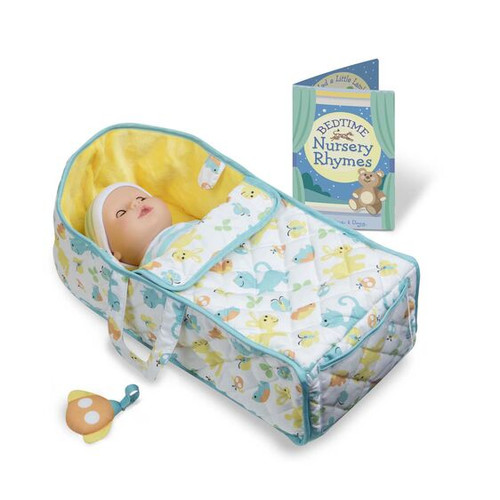 Melissa and Doug Bassinet Playset