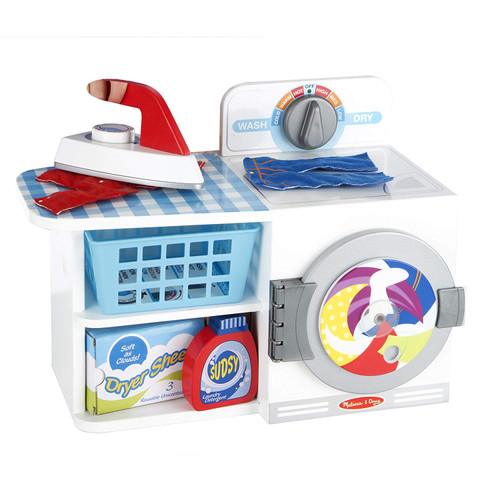 Melissa and Doug Laundry Playset