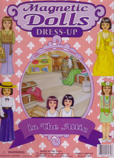 Magnetic Dress-up in The Attic
