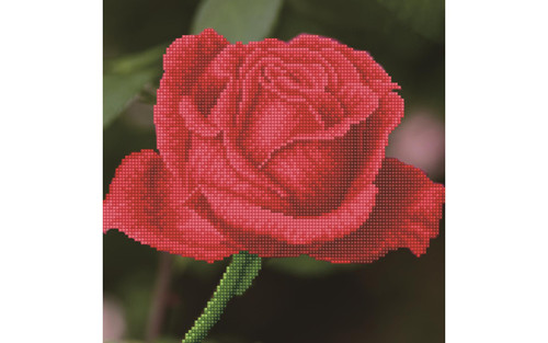 Diamond Dotz Kit Rose Bud