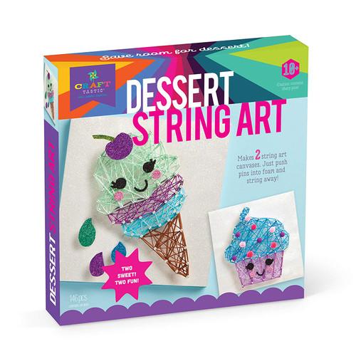 Dessert String Art