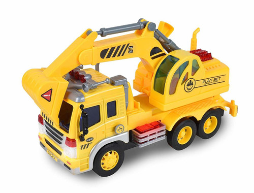 Construction Excavator Toy Truck