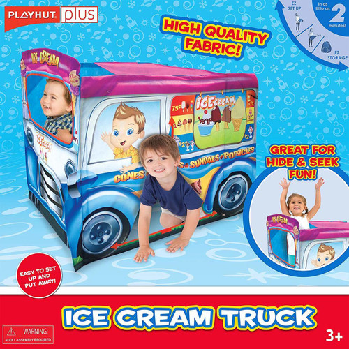 Ice Cream Truck Playhut