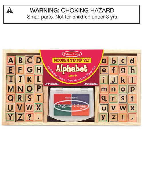 ABC Stamper Set