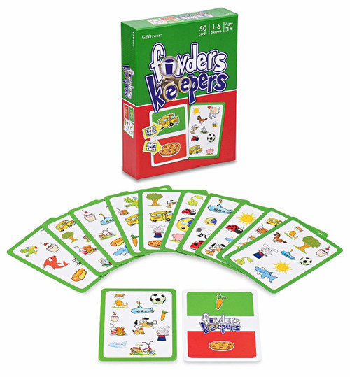 Finders Keepers - Educational Children's Game