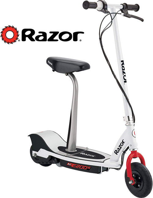 Razor E200 Scooter with Seat