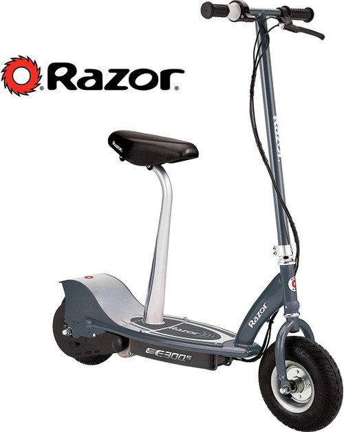 Razor E300 Scooter with Seat