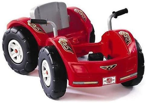 Zip N' Zoom Pedal Car