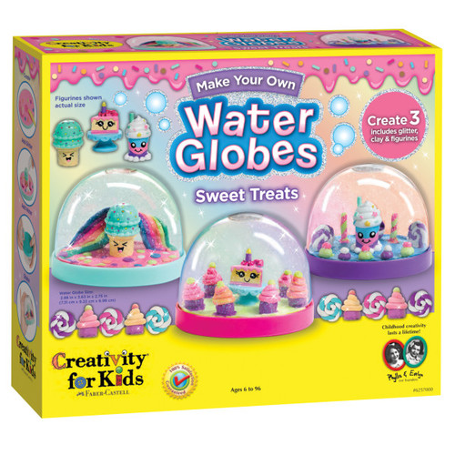 Make Your Own Water Globes Sweet Treats