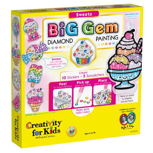 Big Gem Diamond Painting – Sweets