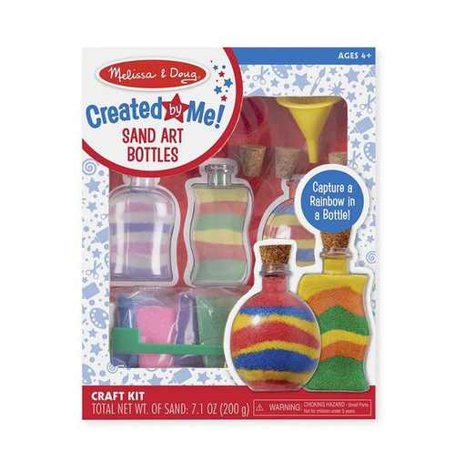 Created by Me! Sand Art Bottles Craft Kit