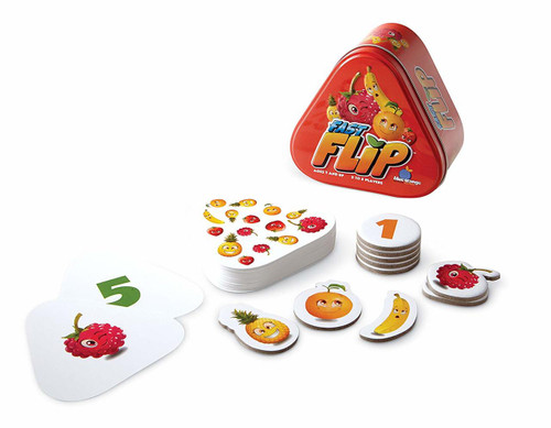 Fast Flip Card Game