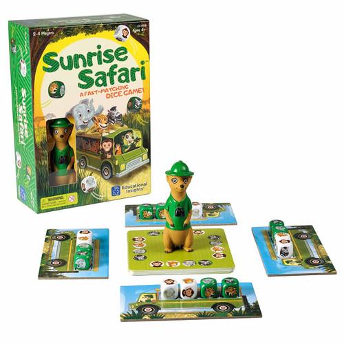 Sunrise Safari