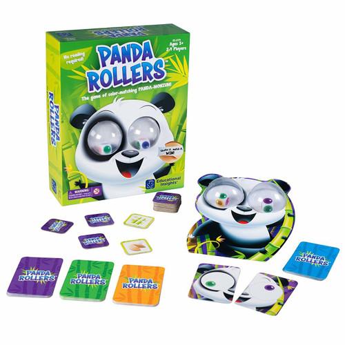 Panda Rollers Game