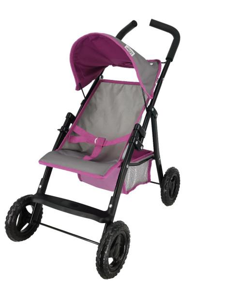 Melange Large Doll Stroller