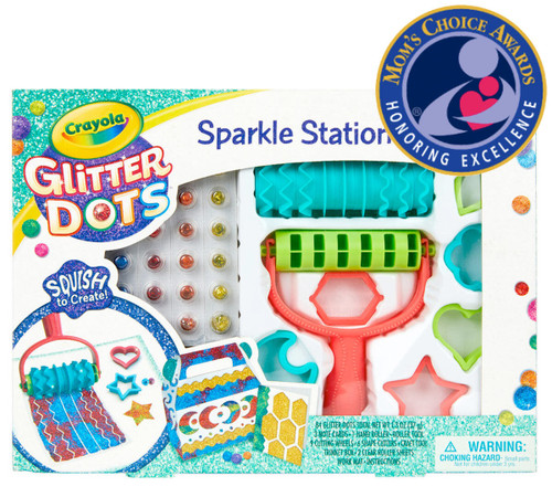 Glitter Dots Sparkle Station