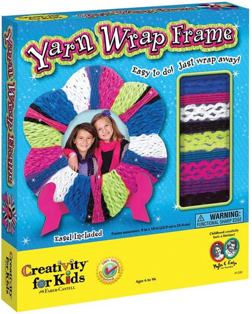 Yarn Wrap Frame