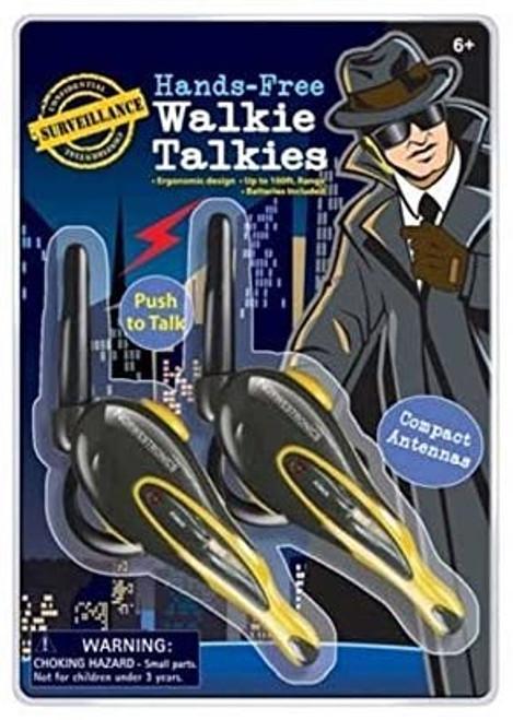 Hands Free Walkie Talkies