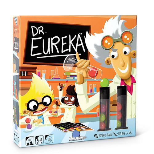 Dr. Eureka Speed Logic Game