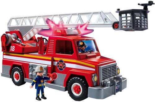 Playmobil Rescue Ladder Unit