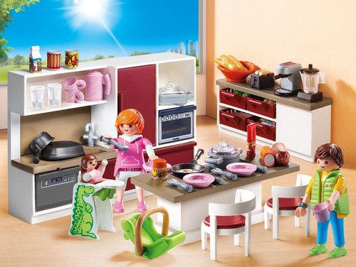 Playmobil Kitchen