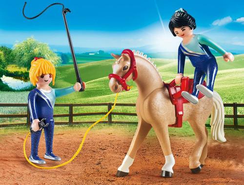 Playmobil Vaulting Horse