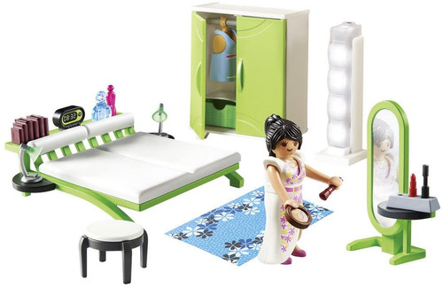 Playmobil Bedroom Set