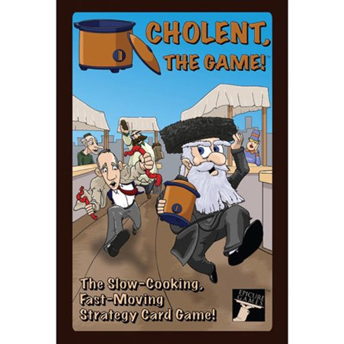 Cholent Card Game
