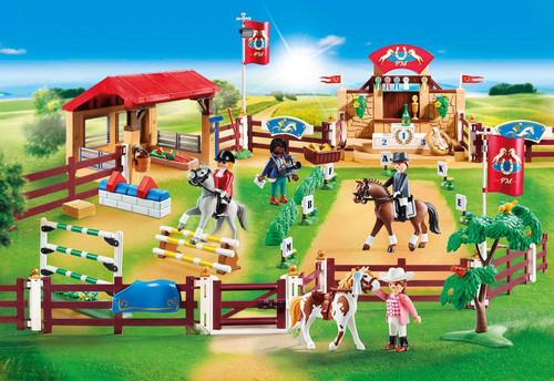 Playmobil  Large Equestrian Tournament