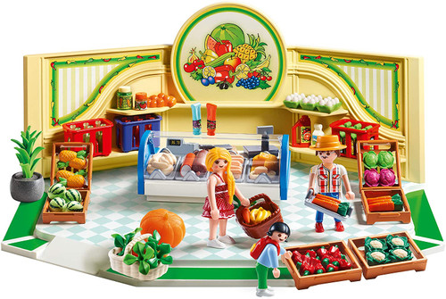 Playmobil Grocery Shop