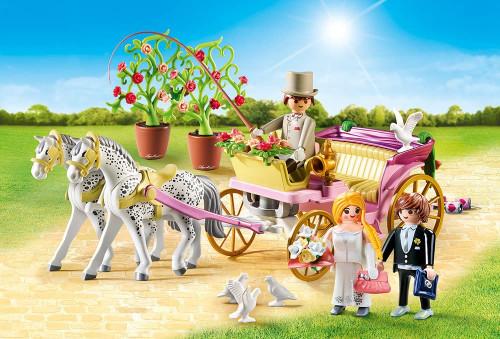 Playmobil Wedding Carriage