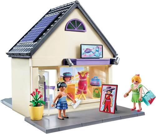 Playmobil My Fashion Boutique Playset
