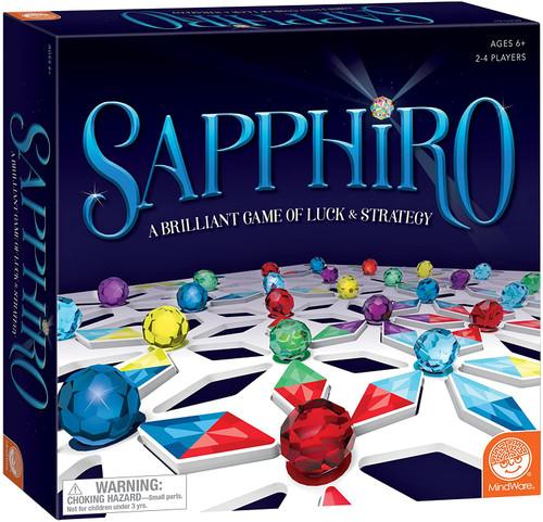 Sapphiro Strategy Board Game