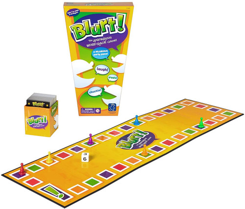 Blurt! Game