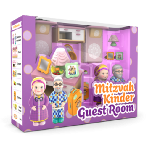 Mitzvah Kinder Guest Bedroom