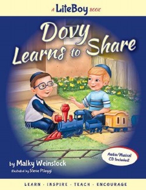 Dovy Learns to Share Book and CD
