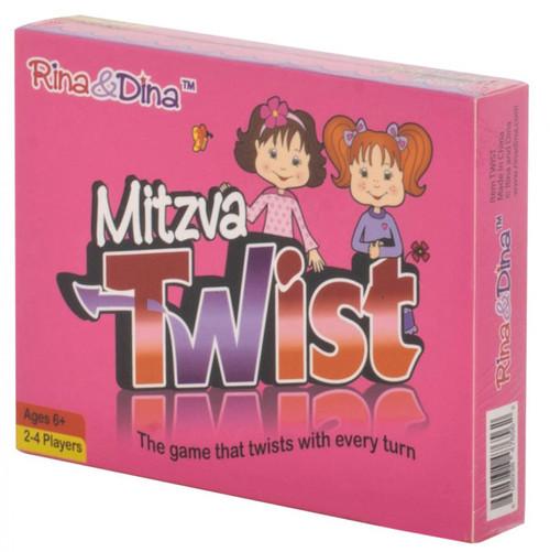Rina & Dina Mitzva Twist