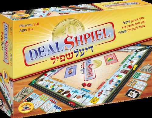 Deal Shpiel - Monopoly