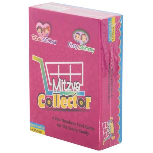 Rina & Dina ''Mitzva Collector'' Card Game