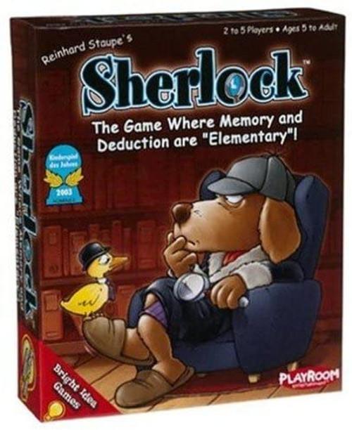 Sherlock Card Game