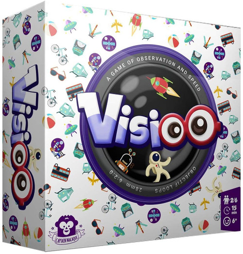 Visioo Card Game