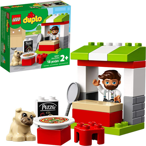 Lego Duplo Town Pizza Stand