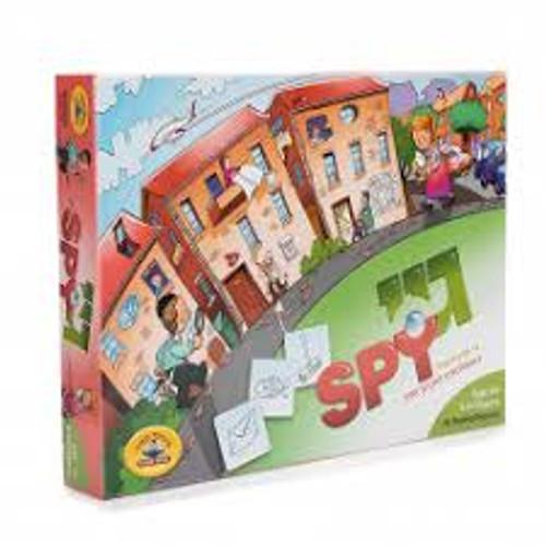 Go Spy Game (Gi spy)
