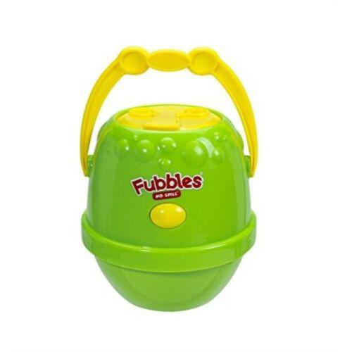 Fubbles No-Spill Motorized Bubble Machine