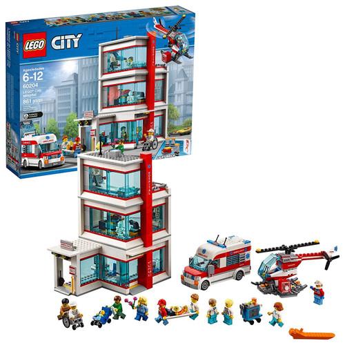 LEGO City Hospital #60204